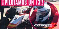Pilotamos un F3 de Campos Racing - SoyMotor.com