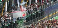 Podio del Gran Premio de México 2017 - SoyMotor.com