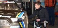 Daniil Kvyat en el test de la Euro Nascar - SoyMotor.com