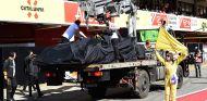 MCL33 de Fernando Alonso en Barcelona - SoyMotor.com