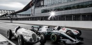 FOTOS: Mercedes celebra sus 125 años de competición
