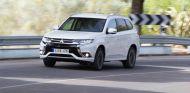 FOTOS: Prueba Mitsubishi Outlander PHEV 2.0 4WD 2017 - SoyMotor.com