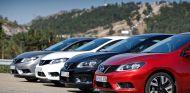 Nissan Pulsar 2016: menos gases, más inteligencia