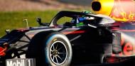 FOTOS: Pérez debuta con Red Bull, test con el RB15 - SoyMotor.com
