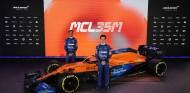 FOTOS: McLaren desvela su arma para 2021, el MCL35M