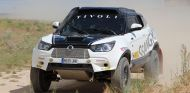 SsangYong Tivoli Rally Raid - SoyMotor.com