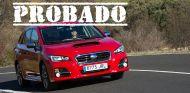 Prueba Subaru Levorg 1.6 GT Lineartronic - SoyMotor.com