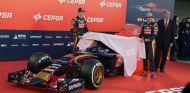 El STR10 de Toro Rosso, en imágenes