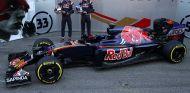 Toro Rosso presenta los colores del STR11