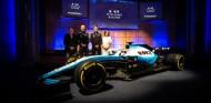 FOTOS: El nuevo FW42 de Williams, en imágenes