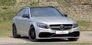 El Mercedes-AMG C 63 Estate de Posaidon recibe discretos cambios visuales - SoyMotor