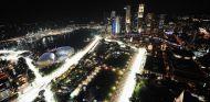 La contaminación acecha el GP de Singapur - LaF1