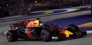 Daniel Ricciardo en Singapur - SoyMotor.com