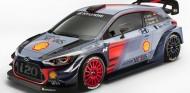 Hyundai i20 Coupé WRC 2018 - SoyMotor.com