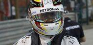 Lewis Hamilton en Baréin - LaF1.es
