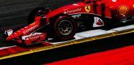 Sebastian Vettel en Austria - LaF1.es