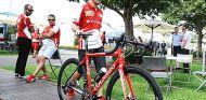 La UCI lo confirma: Alonso no tendrá un equipo ciclista en 2015 - LaF1.es