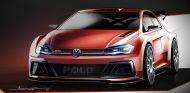 Boceto del Polo GTI R5 - SoyMotor.com