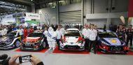 Presentación de las cuatro marcas del WRC - SoyMotor.com