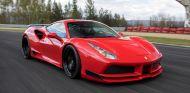 El Ferrari 488 GTB Novitec N-Largo es capaz de acelerar 0 a 100 kilómetros por hora en 2,8 segundos - SoyMotor