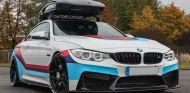Frontal del BMW M4R - soymotor.com