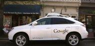 El Lexus RX450h de Google ha sido el causante de un accidente leve - SoyMotor