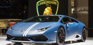 El Lamborghini Huracán LP 610-4 Avio en el Salón de Ginebra - SoyMotor