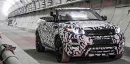 El Range Rove Evoque Convertible apuesta por el concepto de SUV descapotable - SoyMotor