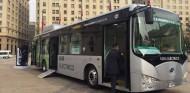 Autobús eléctrico en Santiago de Chile – SoyMotor.com