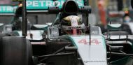 Hamilton lamenta el abandono de Rosberg - LaF1