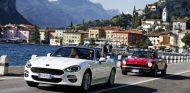 El Fiat 124 Spyder unido por dos modelos y cincuenta años de historia - SoyMotor