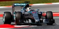 Lewis Hamilton en el Circuit de Barcelona-Catalunya - LaF1