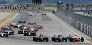 España tendrá tres carreras de la Fórmula Renault 3.5 V8 - LaF1