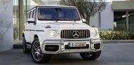 La imagen del Mercedes-AMG G 63 es realmente imponente - SoyMotor