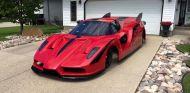 Su diseño frontal se acerca a un Ferrari Enzo, pero nada es lo que parece - SoyMotor
