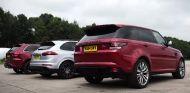 ¿Quién ganará esta carrera de crossover deportivos organizada por Top Gear? - SoyMotor