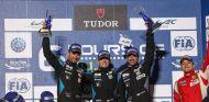Patrick Dempsey gana las 6h de Fuji en GTE Am