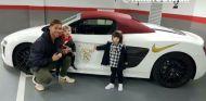Audi R8 Spyder Nike Sergio Ramos - SoyMotor.com