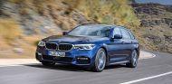 La variante familiar del nuevo BMW Serie 5 está lista para su debut en Ginebra - SoyMotor
