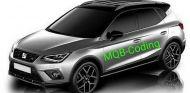 MQB-Coding muestra la imagen definitiva que tendrá el Seat Arona - SoyMotor
