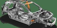 Nissan desarrolla un acero ultraresistente para fabricar coches más ecológicos