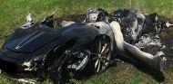 Este es el estado final de un Ferrari 430 Scuderia tras el accidente - SoyMotor