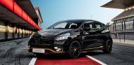 Edición especial del Renault Clio R.S. con los colores del equipo Renault F1 Team - SoyMotor