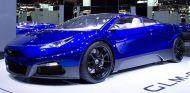 El GLM G4 ha sido una de las grandes estrellas del Salón de París en el segmento de los vehículos eléctricos - SoyMotor