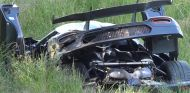Uno de los Koenigsegg One:1 de pre-producción ha sufrido en sus carnes la dureza del 'Infierno Verde' - SoyMotor