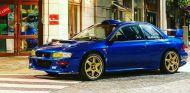 El Subaru de Junya Matsushita fue construido por Prodrive y compitió en el Mundial - SoyMotor