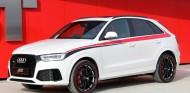 El Audi RS Q3 tras su paso por los talleres de ABT - SoyMotor