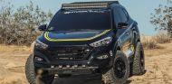 Este peculiar Hyundai Tucson no pasa desapercibido - SoyMotor