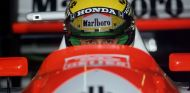 Senna es el reflejo en el que se mira Hamilton - LaF1