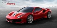 Ferrari ha presentado tras las distintas filtraciones el 488 Pista, sucesor del 458 Speciale - SoyMotor
